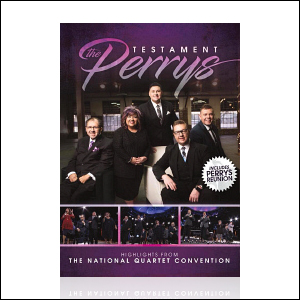 The Perrys | Testament DVD